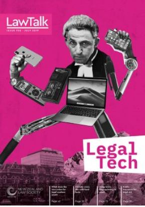 LawTalk 930 Cover