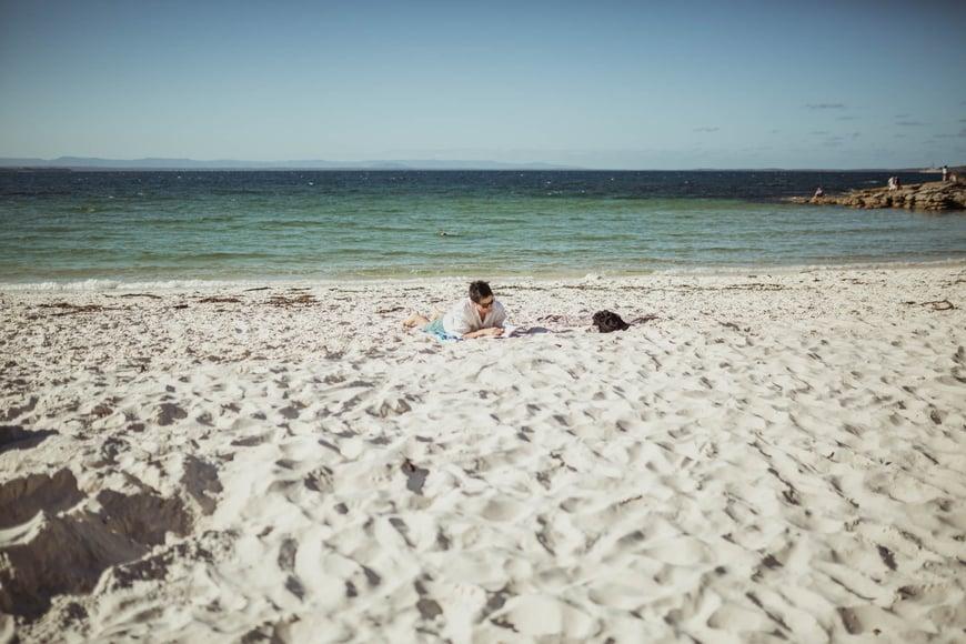One year on beach blog.jpg